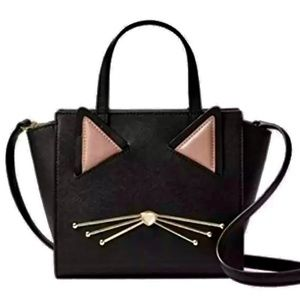 🐱Kate Spade Small Hayden Crossbody Bag Cat Purse